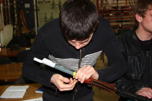 Обучение кабельщик по сшитому полиэтилену